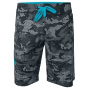 SHORT PELAGIC 4-TEK FISH CAMO GREY