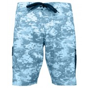 SHORT PELAGIC AMBUSH DIGITAL CAMO BLUE
