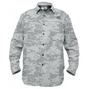 CHEMISE PELAGIC ECLIPSE GUIDE DIGITAL CAMO GREY